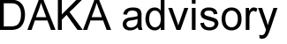 DAKA advisory Logo